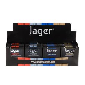 Jäger Condoms - Mix De 16 Estuches X 3 Preservativos.