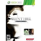 Colección Silent Hill Hd - Xbox 360