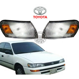 Mica Cruce Cocuyo Para Toyota Corolla Baby Camry 1994-1998