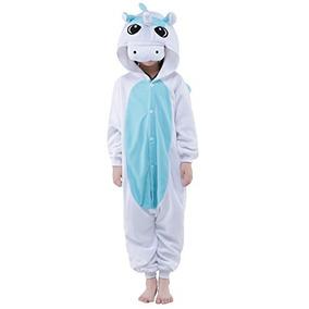 Disfraz Newcosplay Homewear Childrens Unicorn Pajamas W169