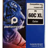 Cartuchos Compatible 60 Xl Color