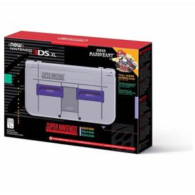 Nintendo New 3ds Xl - Super Nes Edition + Super Mario Kart