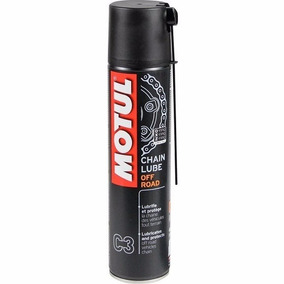 Spray Lubrificante Corrente Chain Lube Off Road C3 Motul