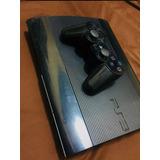 Ps3 Super Slim + Un Joystick + 15 Juegos