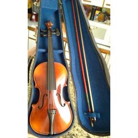 Violin Estradivarius (original) 1713 Hecho En Checoslovaquia