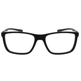 Óculos De Grau Hb 93138 758 Preto Brilho Lente 5,4 Cm 80b0c66386