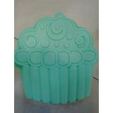 Molde De Silicon Para Tortas Pastel En Forma De Cupcakes