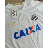 Camisa Do Santos Réplica Nova - Camisas Masculina de Times ... cd4f13fd954ed