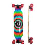 Longboard Skate Allyb Tye Dye Iniciante