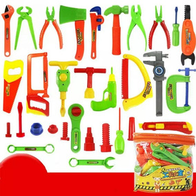 Brinquedos Ferramentas 32 Peças