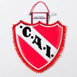 Banderin Escudo Chico Club Atlético Independiente