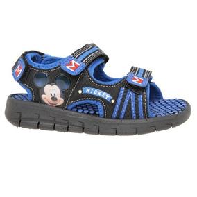 Sandalias Cars Mickey Minnions Mundo Moda Kids
