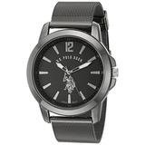 Reloj Polo Assn Classic Negro (modelo:usc80384)