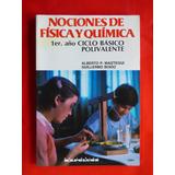 Nociones De Fisica Y Quimica Maiztegui Boido Kapelusz 1982