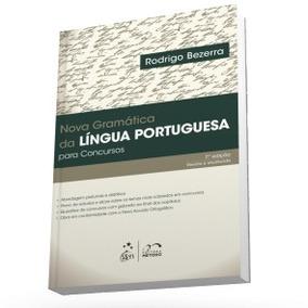 Nova Gramática Da Língua Portuguesa / Bezerra / Método