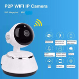 Camara Wifi Ip Nocturna Audio Hd Motorizad Sd Iphone Android