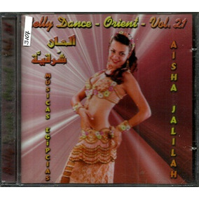 Cd / Tony Mouzayek = Mús. Egípcias - Belly Dance Orient V 21
