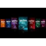 Pack Libros De Harry Potter, Y El Señor De Los Anillos