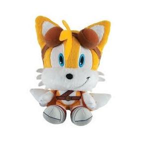 Sonic Boom,tails Peluche 8 Pulgadas Original Tomy