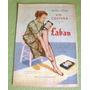 Antigua Lamina Publicitaria Doble De 1953