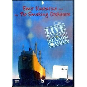Kusturica Emir - Live Is A Miracle In Buenos Aires Dvd W