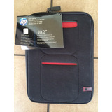 Mini Funda Hp Para Notebook O Tablet 10.2 Neopreno