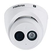 Câmera C/microfone Ip Vip 3250 Mic Intelbras Full Hd 2mp