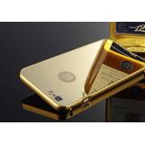 Capinha Bumper Espelhada Luxo Celular Iphone 5s/ 6 /6s / 7