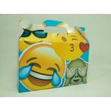 Emoticones - Emojis - Cajita Golosinera Pack X50