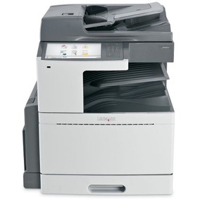 Impresora Multifuncional Color Lexmark Xs955 Carta Oficio A3