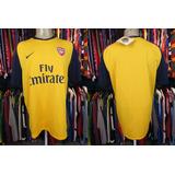 8b3e7c00da198 Camisa Arsenal Amarela Nike - Futebol no Mercado Livre Brasil