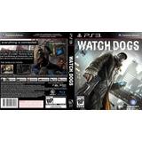Watch Dogs En Formato Digital Ps3