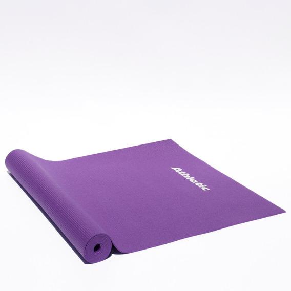 Colchoneta Gimnasia Mat  Athletic 3 Mm Yoga Pilates