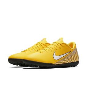 Chuteira Nike Vapor X 12 Club Neymar Njr Tf Society Original. R  299 d597db056f0e8