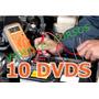 Curso De Eletricista Automotivo Carro Moto Em Vídeo 10 Dvds