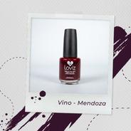 Vino - Mendoza | Esmalte De Larga Duración De 15ml
