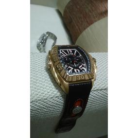 998ac50094f Relógio Modelo Franck Muller Singapore Gp Formula 1