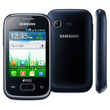 Samsung Pocket Plus Duos S5303 Novo Nacional!nf+fone+2gb+gar