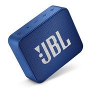 Jbl Go 2 Parlante Portátil Bluetooth Azul + Envío Gratis
