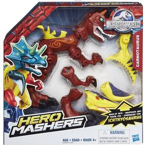 Hero Mashers Jurassic World Dinosaurio Figura B1197 Hasbro