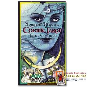 Tarot Cosmico - 78 Cartas Y Libro Instructivo