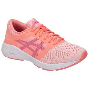 ASICS Tenis rosa