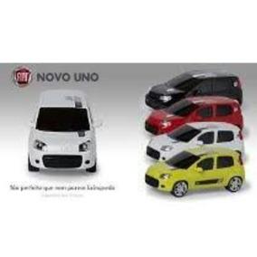 Mini Fiat Uno Da Roma Brinquedo!