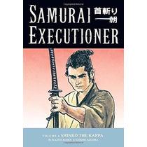 Livro Importado Samurai Executor Vol. 06: Shinko The Kappa