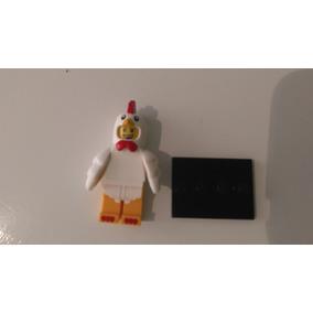 Lego Minifiguras Serie 9 Botarga De Pollo