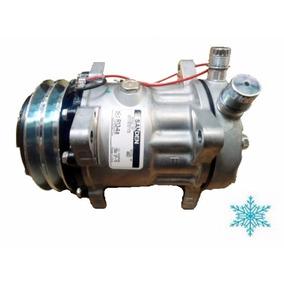 Compressor Ar Condicionado Sd7h15 8 Orelhas 2a Original
