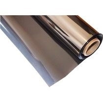 Películas De Cont. Solar Insulfilm Bronze Refl - 0,73mx7,5m