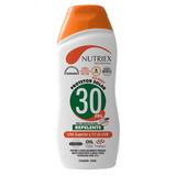 Protetor Solar C/ Repelente Fps 30 Bisnaga 120 Ml Nutriex