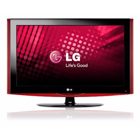 Tv Lg Scarlet 32 Lcd Full Hd - Som 2.1 - Somente Retirada !!