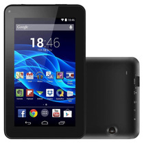 Tablet M7-s Preto Tela 7 Wifi Android 4.4 2mp 8g Multilaser